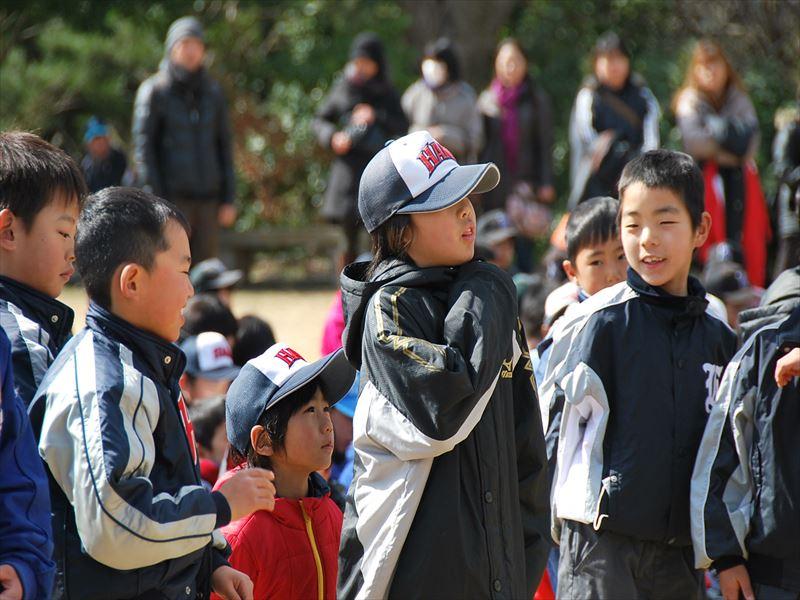 3年生以下の部 団体3位の表彰を受ける澤江柴苑、伊吹兄弟
